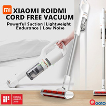 [Local Warranty]★ Xiaomi Mijia RoidMI Cordless Handheld Vacuum Cleaner