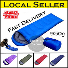 [Local Seller] Sleeping Bag / For Camping / Outdoor / Hiking / Adult Size
