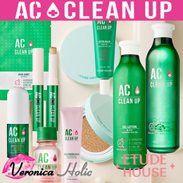 ★New AC Clean UP★Toner/Lotion/Pink Powder Mask/BB Cushion/Mild Concealer★FREE SHIPPING★