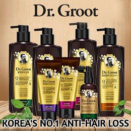 ⭐KOREA BEST ANTI-HAIR LOSS SHAMPOO⭐[Dr.Groot] ANTI-HAIR LOSS CARE / Shampoo/treatment/tonic