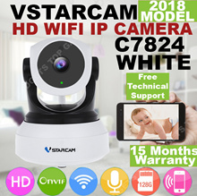 Best Seller! C7824WIP HD 720P Wireless IP Camera WIFI / Night Vision / ONVIF Protocol /Support IOS,Android,Win. * Latest * Enhanced Video Processing * Stronger Wifi Signal * 15 Months Local Warranty!