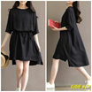 DRESS KOREA WANITA BEST SELLER QOO10~ KOREAN STYLE DRESS FOR WOMEN!! Gaun Dress Maxi 20-3