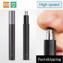 Xiaomi Mini Electric Nose Hair Trimmer HN1 Sharp Blade Body Wash Portable Waterproof Safe For Family