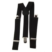 47804dac54 1pcs Clip-on Adjustable Straps Unisex Pants Fully Elastic Y-back Suspender  belt Braces