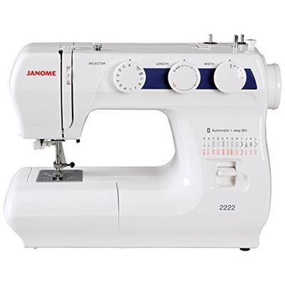 (Janome) Janome 2222 Sewing Machine-0012222