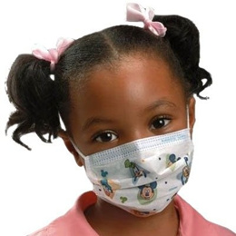 Kimberly-Clark Child s Face Mask 75ct (Pack of 1) (Pack of 2)