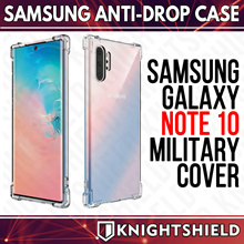 ★KnightShield Anti-Drop Case★Samsung Note 10/Note 10 Plus/S10/S10 Plus/Note 9/S9/S9 Plus/Note 8