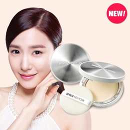 [IPKN]PERFUME POWDER SUN PACT 12.5/ SPF50+/PA++/ with MINI BASE