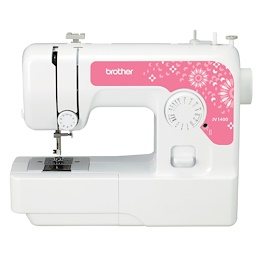 BROTHER HOME SEWING MACHINE JV1400 + 1 YEAR CARRY IN WARRANTY