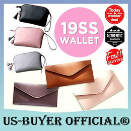 19SS Wallet Collection / 6 Type / SG Quick Delivery / 12th Re-Stock / Clearance Mega Sale