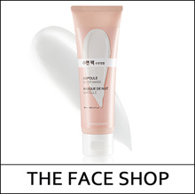 [THEFACESHOP] ▼ Baby Face Ampoule Sleep Mask 50ml / 베이비 페이스 앰플 수면 팩/ Sleeping Pack