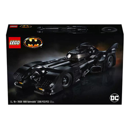 LEGO 76139 DC Superheroes 1989 Batmobile (2019)
