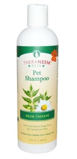 Organix South TheraNeem Pets Pet Shampoo Neem Therape 12 fl oz (360 ml)
