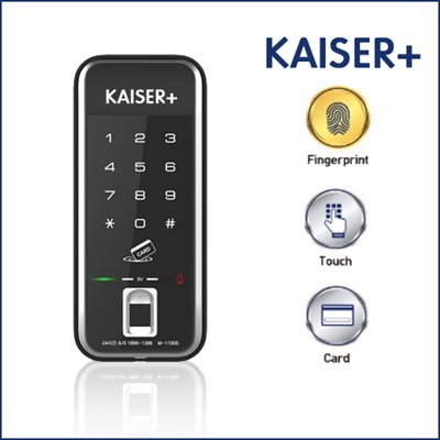 Kaiser+ M-1190S (Finger+Number+card) 3Way