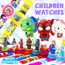 🤹CHILDREN DELIGHT💓THEIR 1st WATCH💓STYLISH💓FUN💓PARTY💓GIFT SET💓GIFTBOX💓GIFT SET