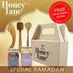 [Honey Lane] Promo Ramadhan Free Hexagon/Dipper/Butter Knife Buy 2 Honey Lane All Variant