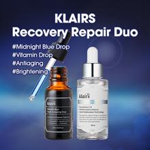 Free ship◀ [Klairs]  Recovery Repair: Klairs Blue drop + Vitamin drop