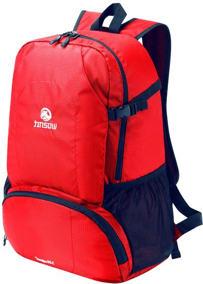 072eeae568cd JINSOW Lightweight Packable Travel Hiking Backpack Daypack, 35L 40L  Ultralight Water Resistant Durab