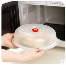 2/set Japanese-style cover plate tureen lid microwave refrigerator plastic food cover Lids K3256