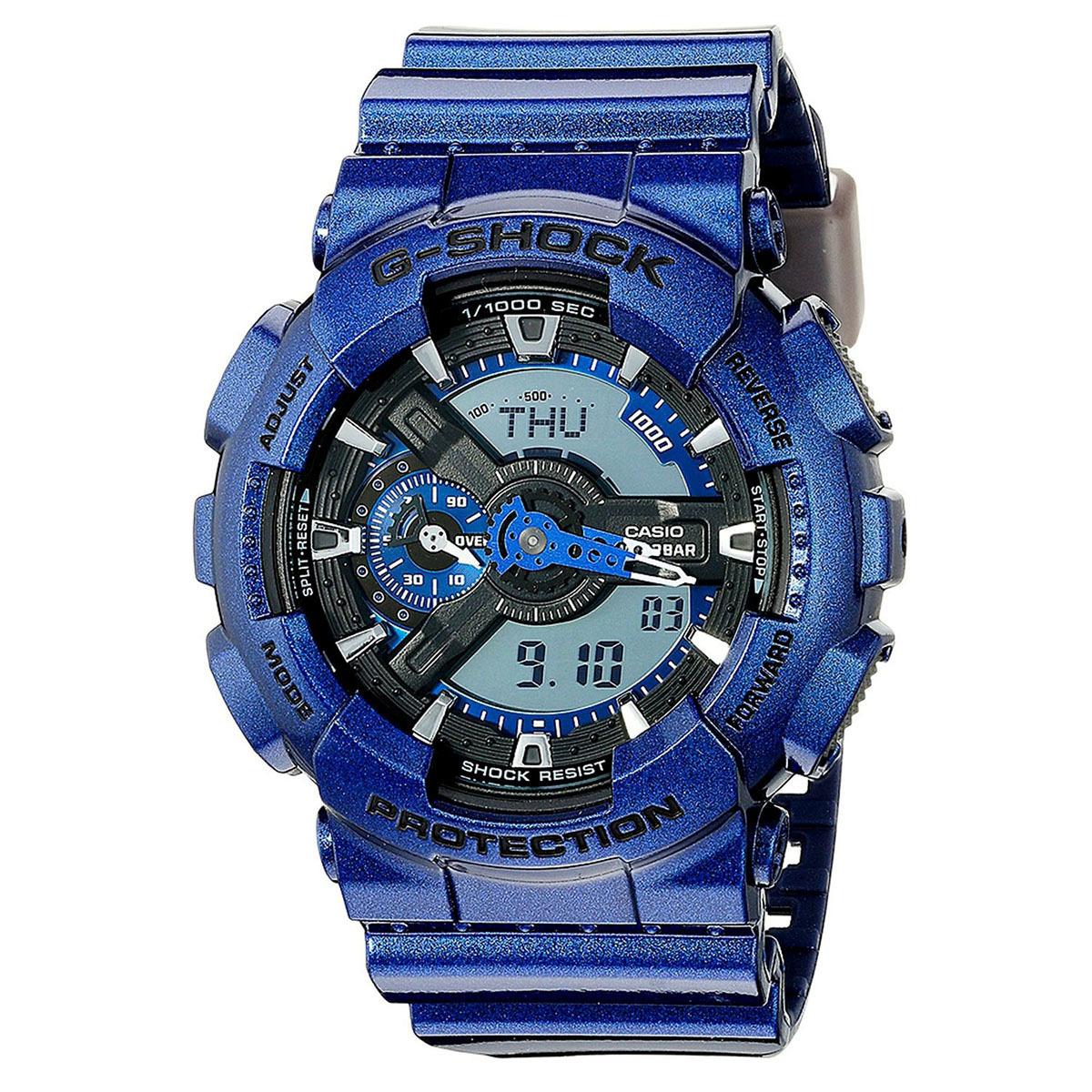Qoo10 Casio Ga 110nm 2a Watch Jewelry Ediface 303l Fit To Viewer