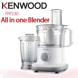 [KENWOOD] KENWOOD Food Processor Mixer FPP230/ All in one Blender