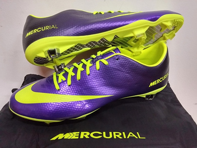 NIKE MERCURIAL VAPOR IX FG FIRM GROUND FOOTBALL SOCCER SHOES SHOE BOOTS  CLEATS 570 6dd3ec6af36b1