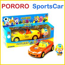 [Mika Korea]◆Sale Event◆Authentic◆Pororo Korea Sports Car Toy Gift