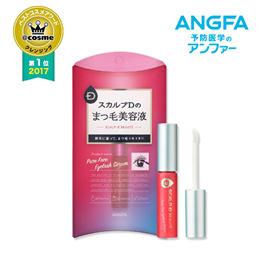 [ANGFA] Scalp-D Beaute Pure Free Eyelash Serum   SoftCurved Brush   EyelashCare   PureFree