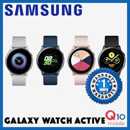 Samsung Galaxy Watch Active (40mm) Sport Smart Watch / Export USA Set - 1 month warranty