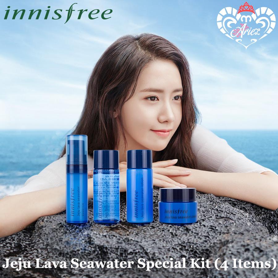 Qoo10 Innisfree Jeju Kit4 Skin Care Zam Gold Treatment For Serum Fit To Viewer