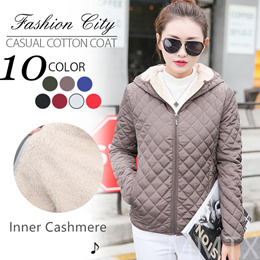 fdf357ec9f57 Winter Autumn Women Short Jacket Girl Keep Warm Cotton-Padded Clothes  Overcoat Outerwear In-