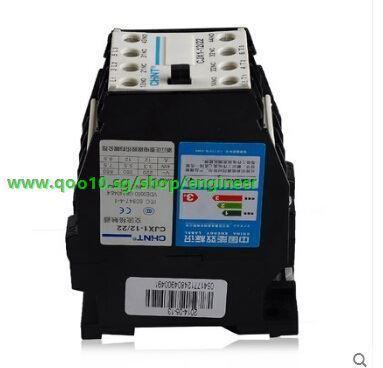 CJX1-12/22 AC contactor coil voltage (voltage control) AC AC380V