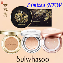 ◆Sulwhasoo◆Perfecting Cushion EX/Brightening/Intense/Sheer Lasting Gel Cushion