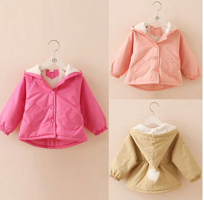 0789290f2 Qoo10 - Gilrs thick winter jackets for cold weather   kids thick ...