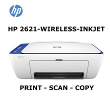 HP  Printer Deskjet Copy Print Scan ALL IN ONE (3830 fax) 2621 2130 3630 Wireless Color