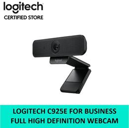 Logitech C925E Full HD Webcam For Business High Definition 3 Years Local Warranty 960-001075