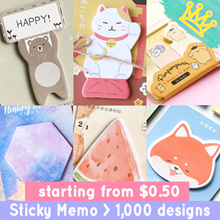 Teachers Day Gift Sticky Memo Note