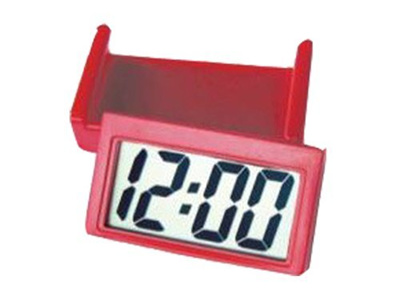 Qoo10 - Sumnacon Mini LCD Digital Clock Car Dashboard Desk