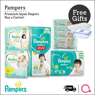 Pampers Diaper - JV