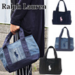 Ralph Lauren  | Unisex  SCHOOL TOTE  BAG MD | M SIZE  | Free Shipping!