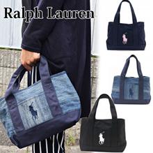 Ralph Lauren  | Unisex  SCHOOL TOTE  BAG MD | M SIZE  | Free Shipping!