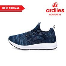 [Ardiles] Braciano Sepatu Running Biru Navy