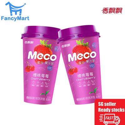Xiang Piao Piao Meco Cherry Raspberry 400ml x 6