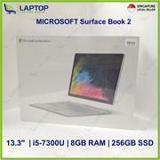 MICROSOFT Surface Book 2 13-inch (i5-7/8GB/256GB) [Refurbished]