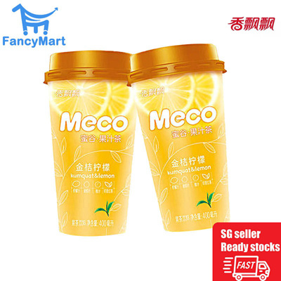 Xiang Piao Piao Meco Kumquat Lemon 400ml x 6
