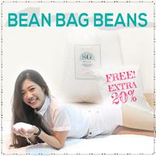 High Density (14 g/L) Bean Bag Refill Beans Filling Filler. Compare now!!