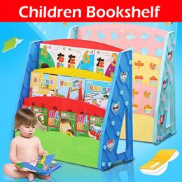 Children Kids bookshelf/Book Shelf/Shelving Case Books Storage Case/Books Display Sorting Shelf