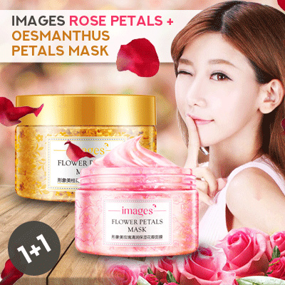 1+1 images rose petals Deals for only Rp90.000 instead of Rp90.000
