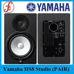 Yamaha HS8 Powered Studio Monitor (PAIR)