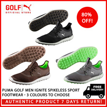 PUMA GOLF Men Ignite Spikeless Sport Footwear - 3 Colours to Choose ☆ FREE  DELIVERY ☆ 4644d6aa9ba0e